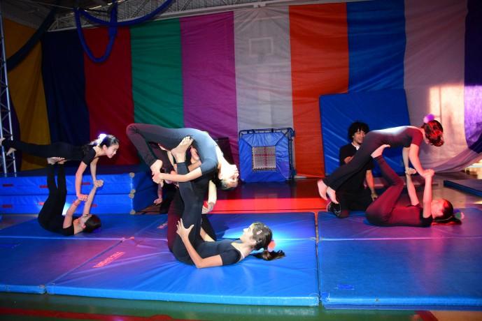 Espetáculo do Circo