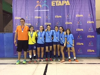 Equipe Feminina de Futsal
