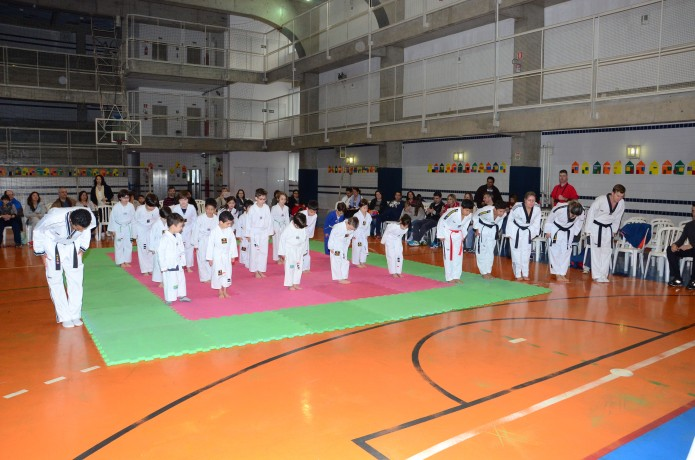 Exame do TKD 1º Semestre
