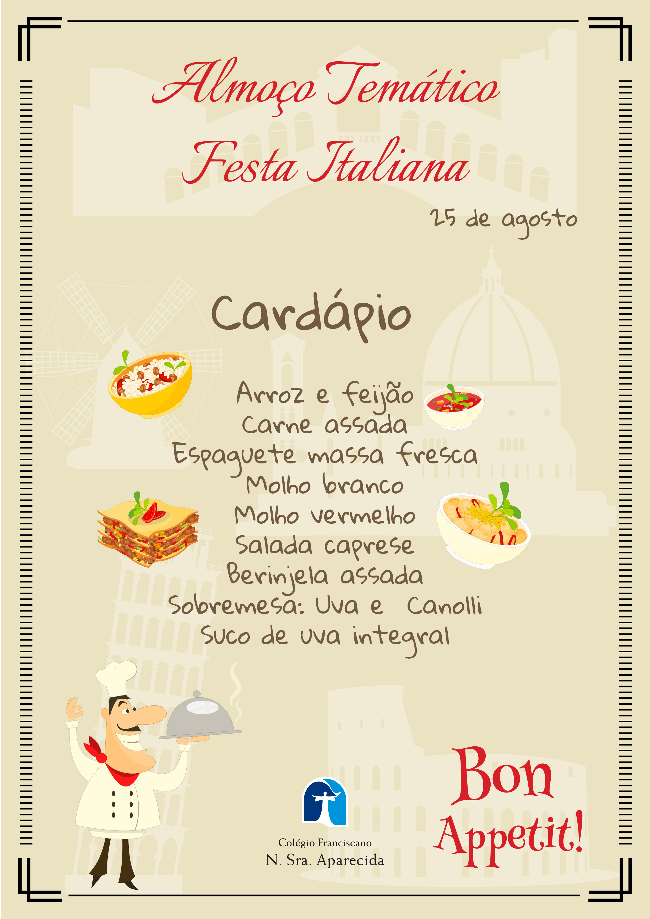 Festa Italiana - Cardápio-01