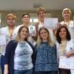 Estudantes vencedores