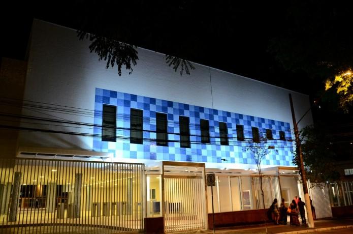 Fachada do Teatro Consa