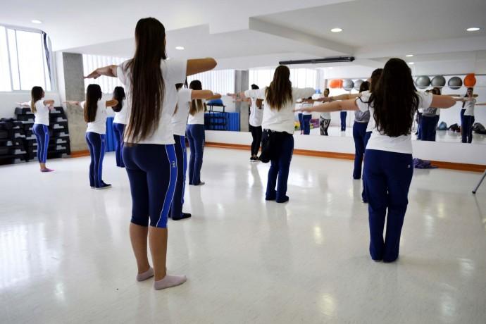 Dança EM