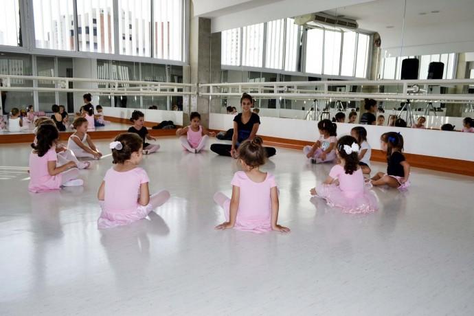 Pré Ballet Site