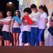 Estudantes do Consa leem poema de Ricardo Azevedo